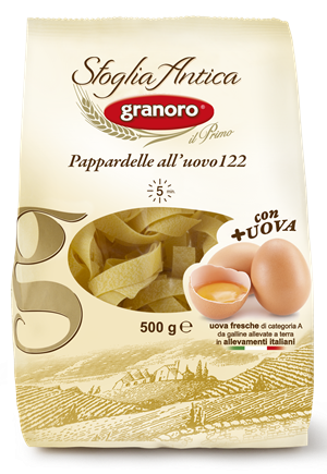 Pappardelle all'uovo n. 122